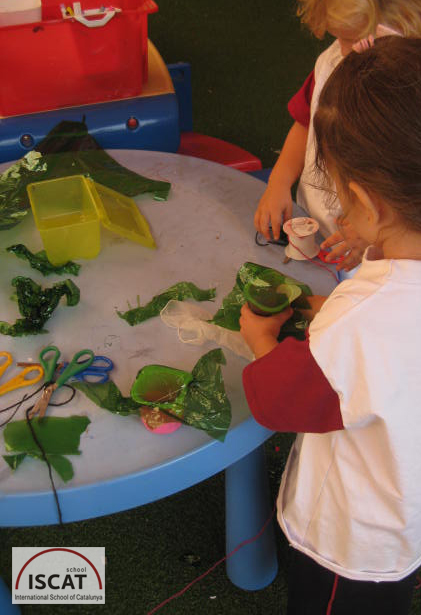 Nursery and reception work